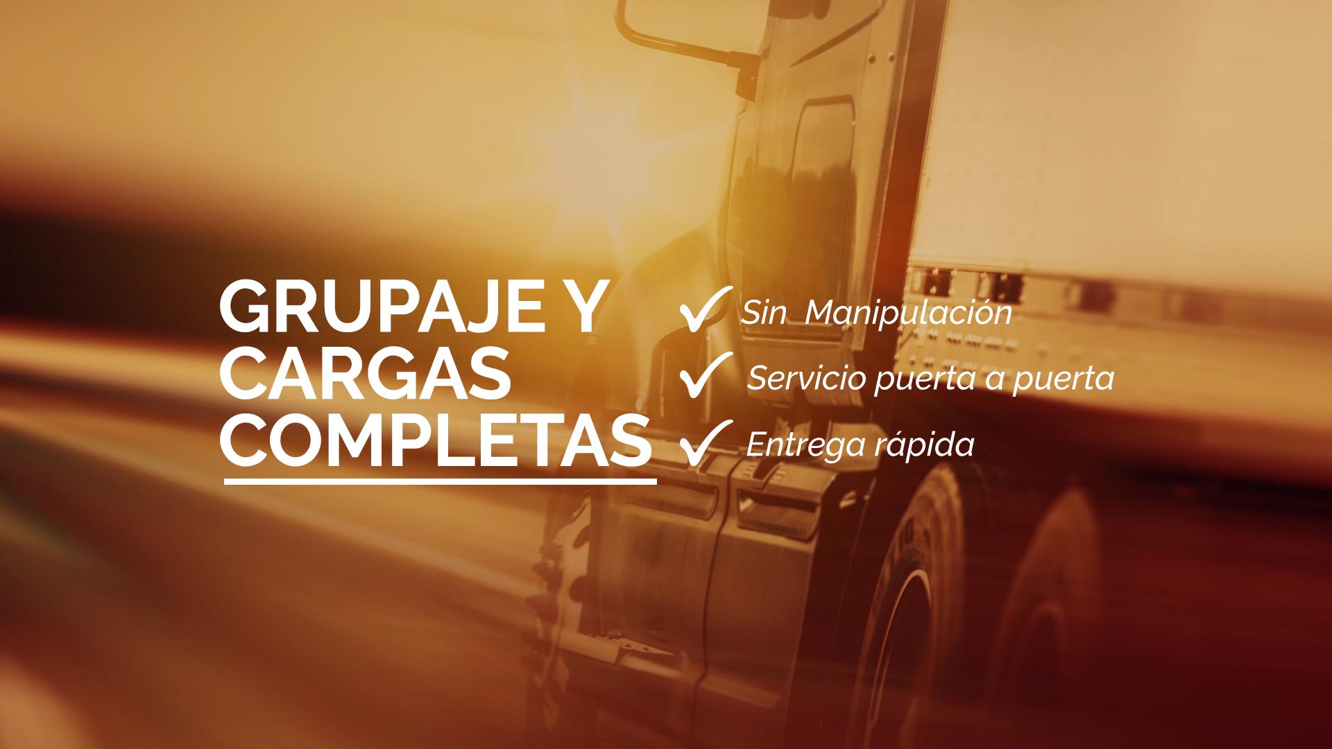Transportes Sabadell Cargas completas